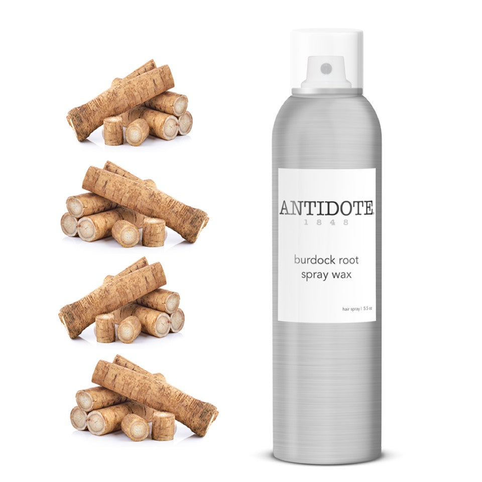 Burdock Root Spray Wax