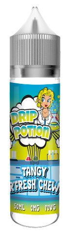 Drip Potion Tangy Refresher Chew E-Liquid manufactured and sold by E-Sheesh.