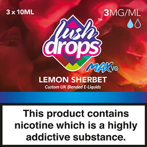 Lush Drops Lemon Sherbet