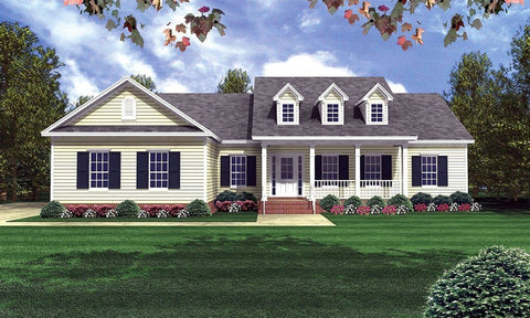country house plans
