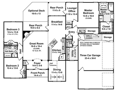 Ranch House Plans - What Makes Them Great for Families? on ranch house design, one story house plans, ranch house with basement, 8 bedroom ranch house plans, ranch house plans with porches, ranch house layout, texas ranch house plans, 4-bedroom ranch house plans, ranch house plans awesome, ranch country house plans, classic ranch house plans, unique ranch house plans, luxury house plans, loft house plans, rustic ranch house plans, walkout ranch house plans, ranch house with garage, luxury ranch home plans, ranch house kitchens, western ranch house plans,