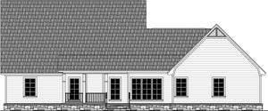HPG-2258-1: The Hampton Square House Plans House Plan Gallery