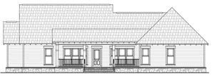 HPG-18007-1: The Allen Lane House Plans House Plan Gallery