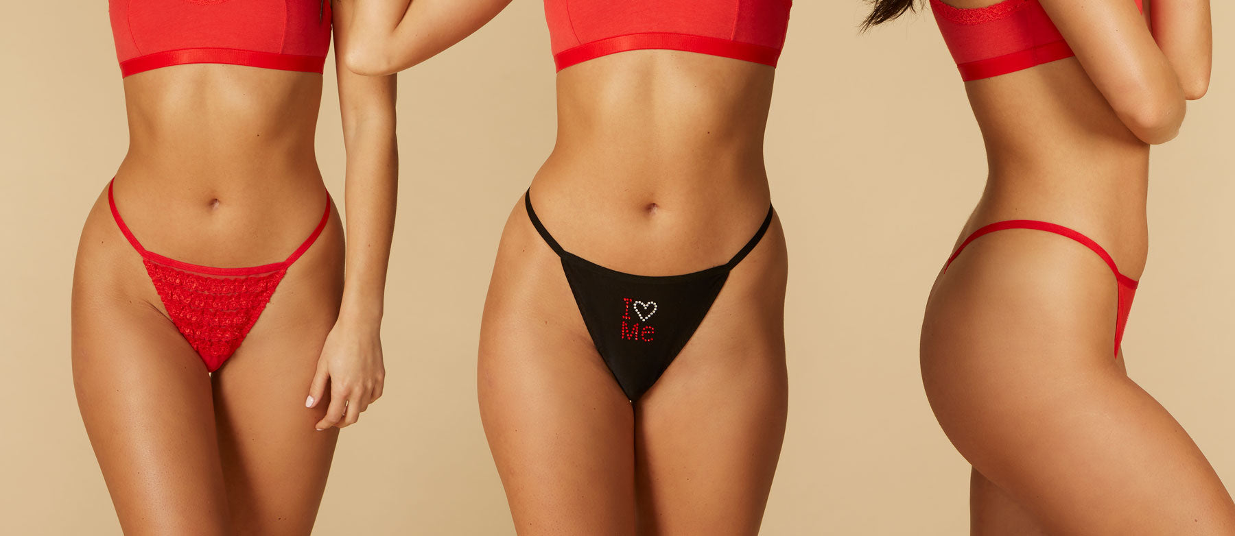 SUZE™ V-String Promotion - LoveSuze