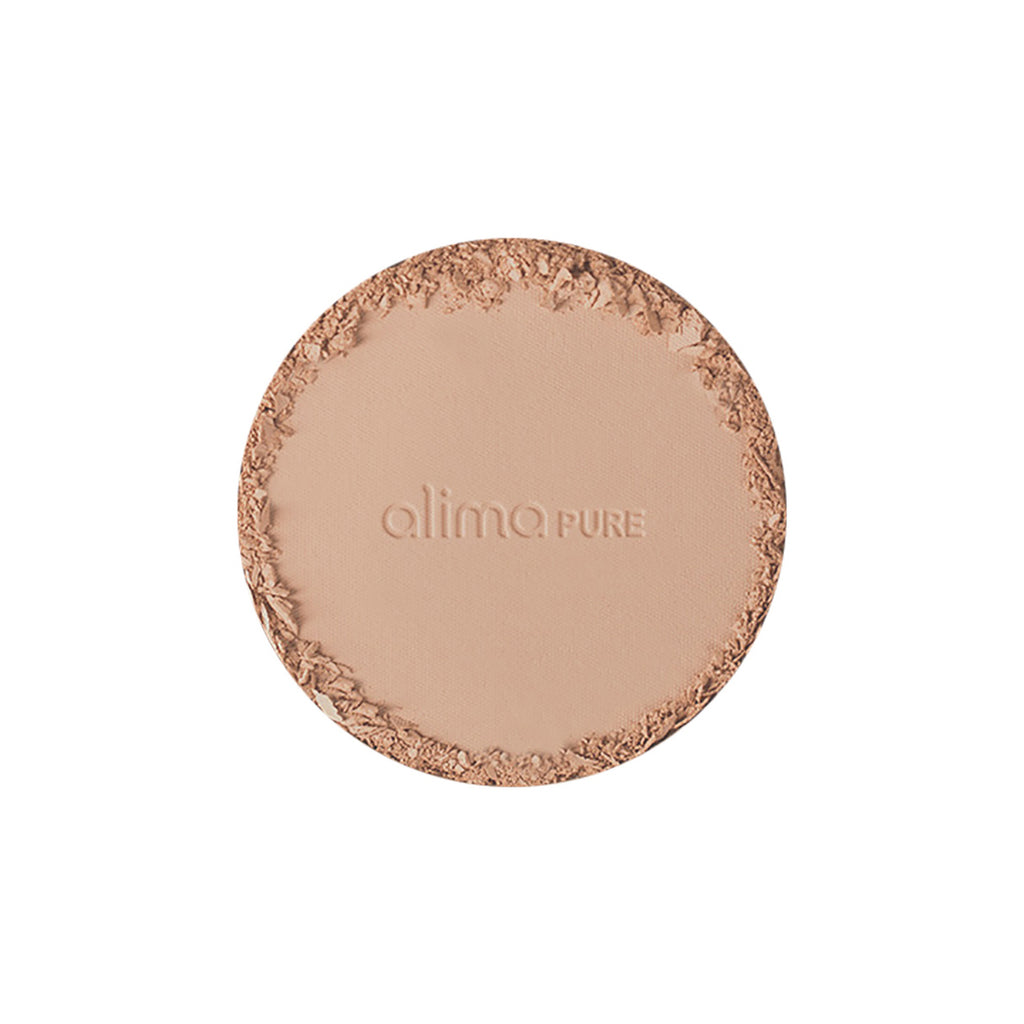 ALIMA PURE - Pressed Foundation with Rosehip Antioxidant Complex - Malt