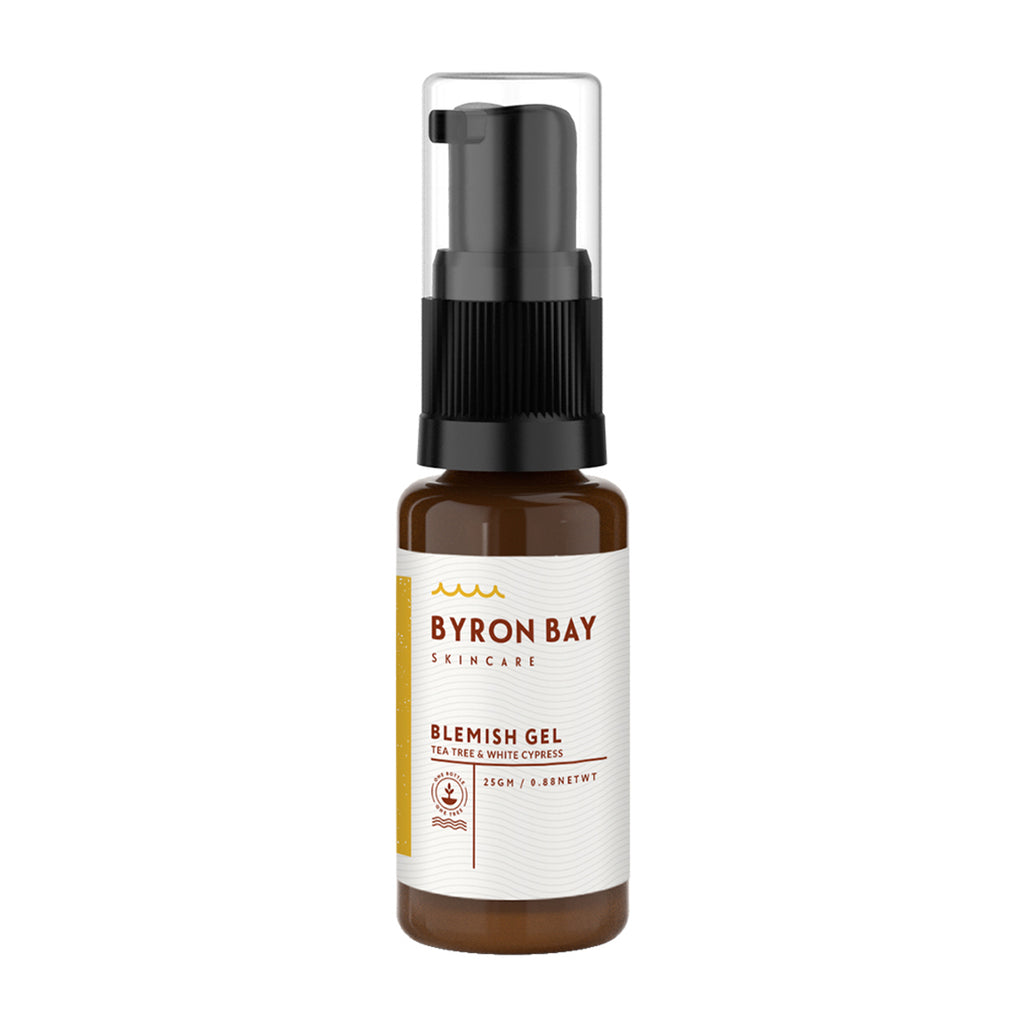 BYRON BAY SKINCARE Blemish gel - tea tree & white cypress