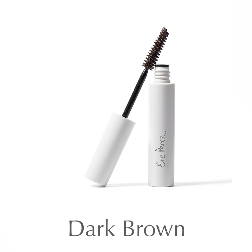 ERE PEREZ - Natural Almond Mascara - Dark Brown