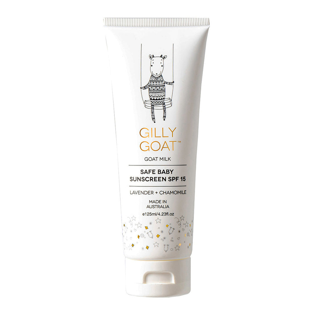 GILLY GOAT - Safe Baby Sun Screen SPF15