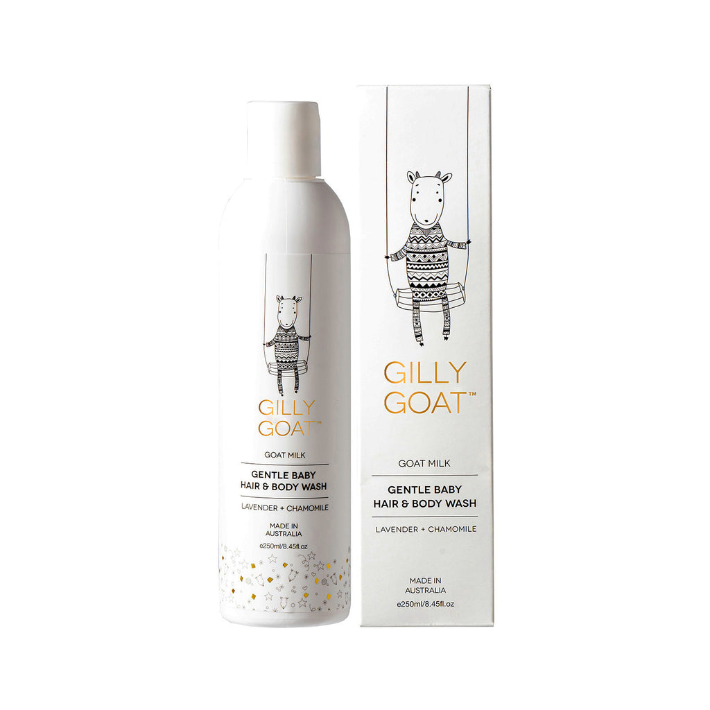 GILLY GOAT - Gentle Baby Hair & Body Wash