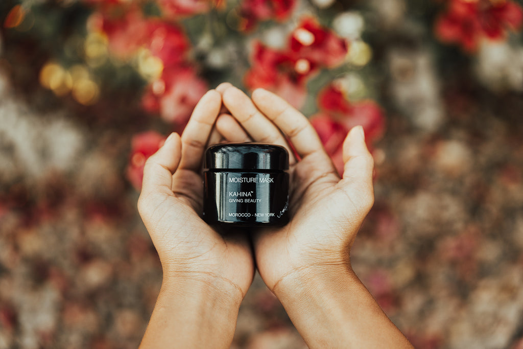 KAHINA GIVING BEAUTY - Moisture Mask