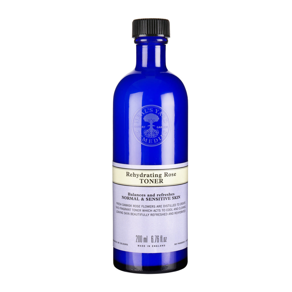 NEALS YARD REMEDY - Rehydrating Rose Toner