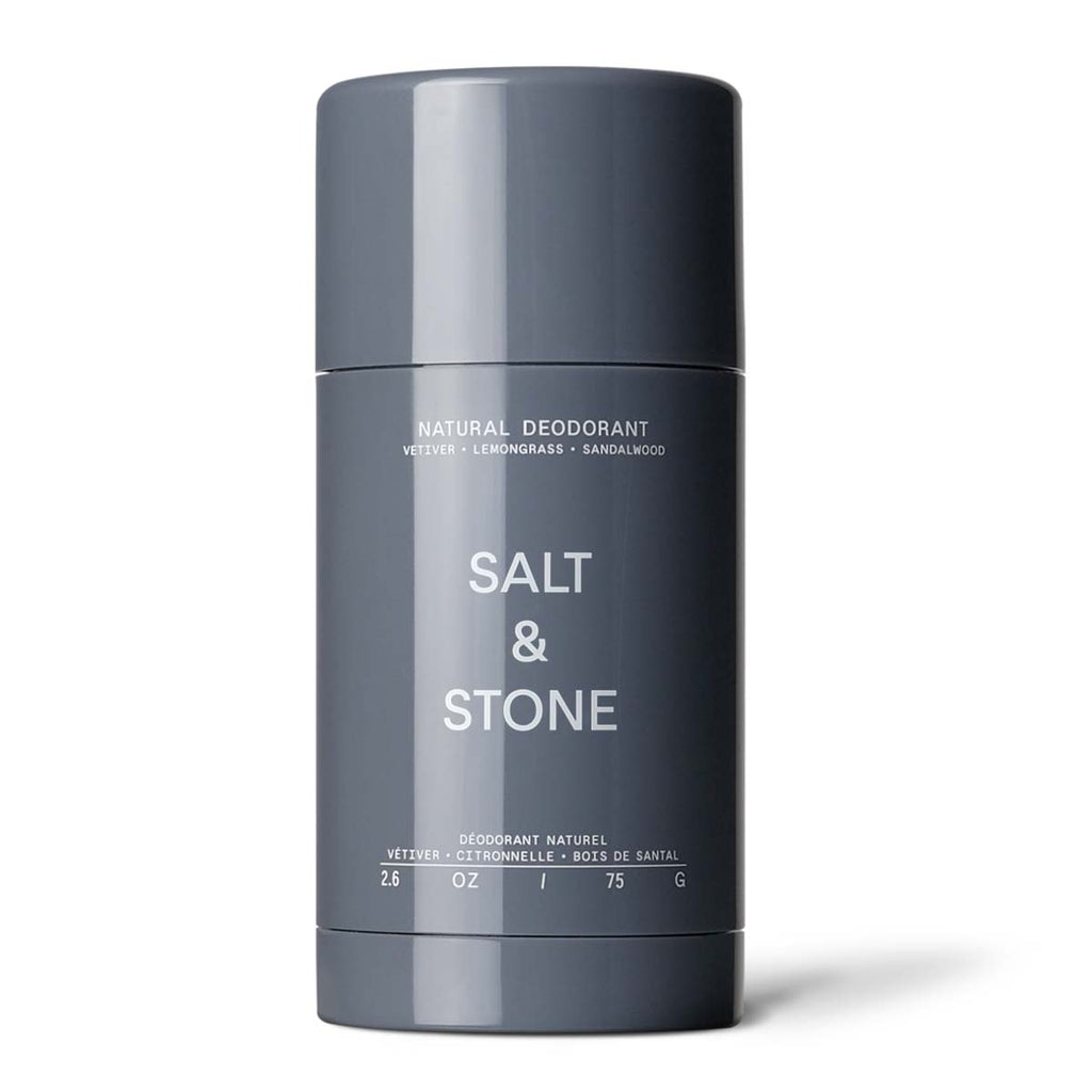 SALT & STONE - Natural Deodorant - Vetiver