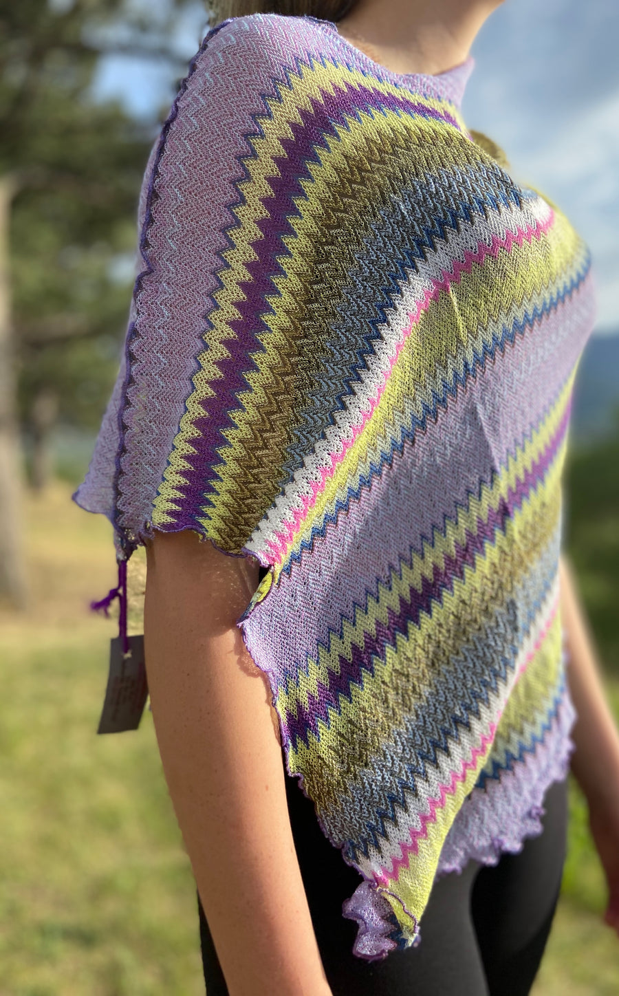 Missoni by July Five 'Lilac'
