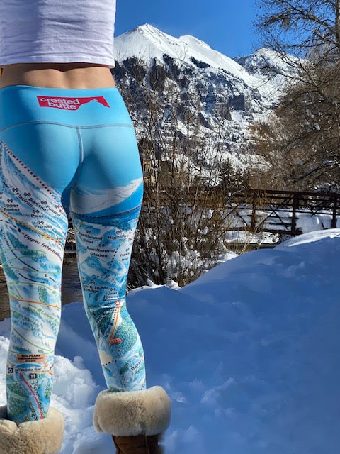 Mountain Legs 'Crested Butte'