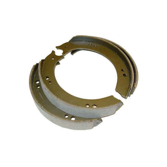 Brake Shoe Set With Lining - Bubs Tractor Parts
