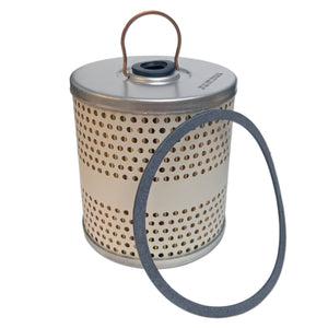 Oil Filter w/ Gasket, Cartridge Type