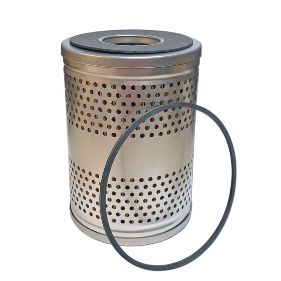 Oil Filter Element With Gasket - Bubs Tractor Parts