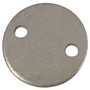 Throttle Butterfly Disc For Marvel Schebler Carburetor - Bubs Tractor Parts
