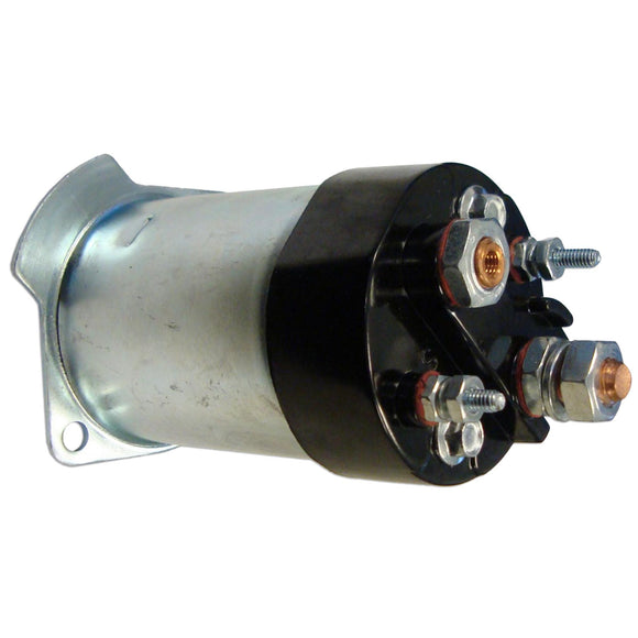 12-volt Starter Solenoid (3 Terminal) (For Delco starters)