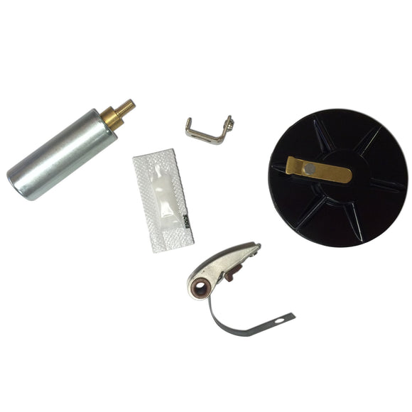 Ignition Tune-Up Kit (Rotor, points, condenser)