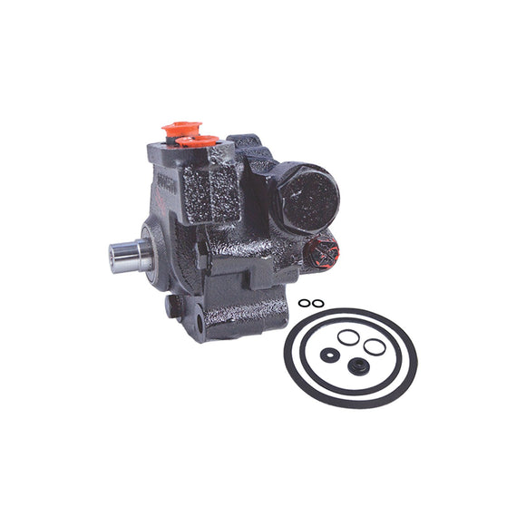 Belt Driven Power Steering Pump, Only For Tractors Using Eaton Style Pump - Bubs Tractor Parts