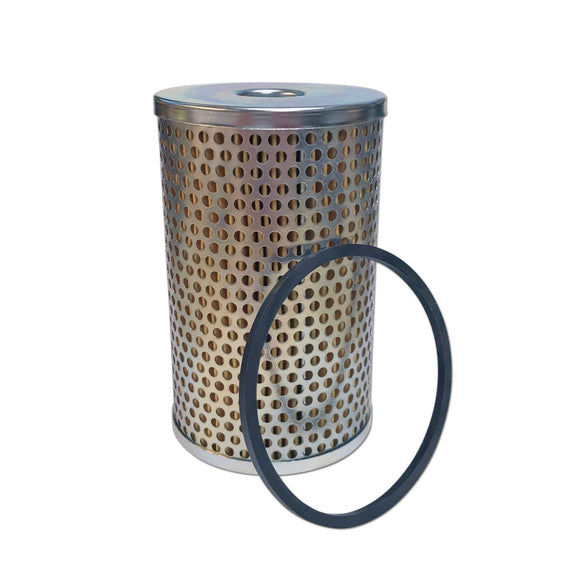 Oil Filter w/ Gasket, Cartridge Style