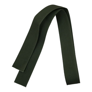 Fuel Tank Webbing, Green canvas - Bubs Tractor Parts