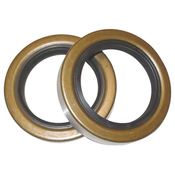 Rear Axle Shaft Outer Oil Seal Pair - Bubs Tractor Parts
