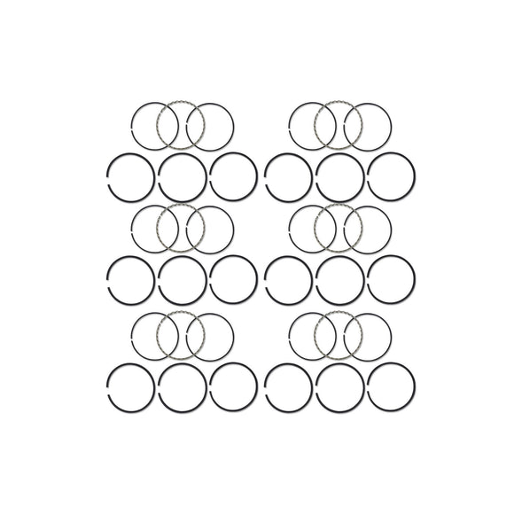 Piston Ring Set 6-Cylinder - Bubs Tractor Parts