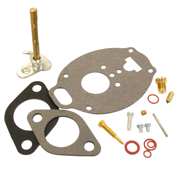 Basic Carburetor Repair Kit (Marvel Schebler) - Bubs Tractor Parts