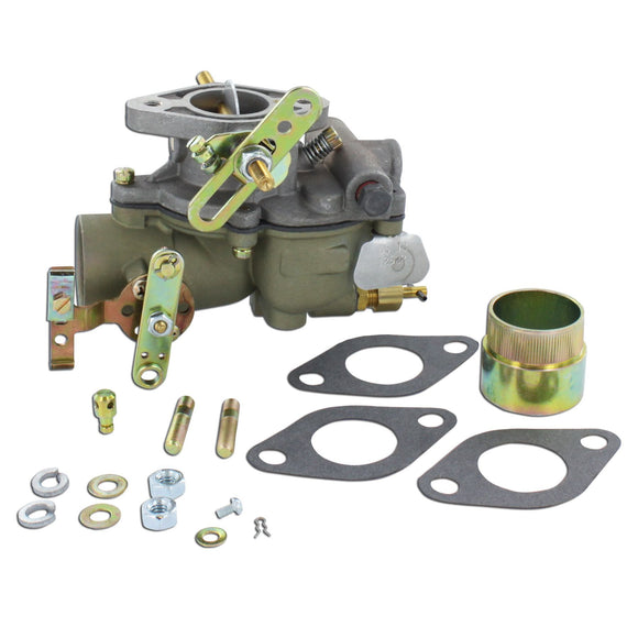 Carburetor, New Zenith Universal Replacement - Bubs Tractor Parts