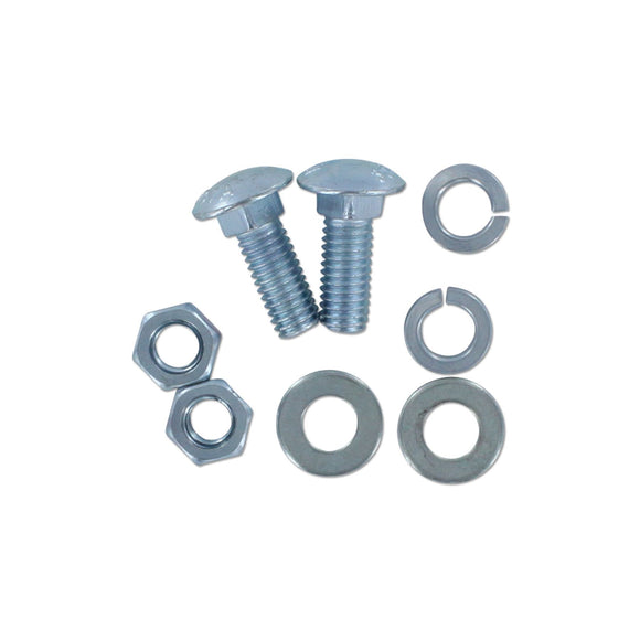 RADIATOR TO FRONT SUPPORT BOLT KIT - Bubs Tractor Parts