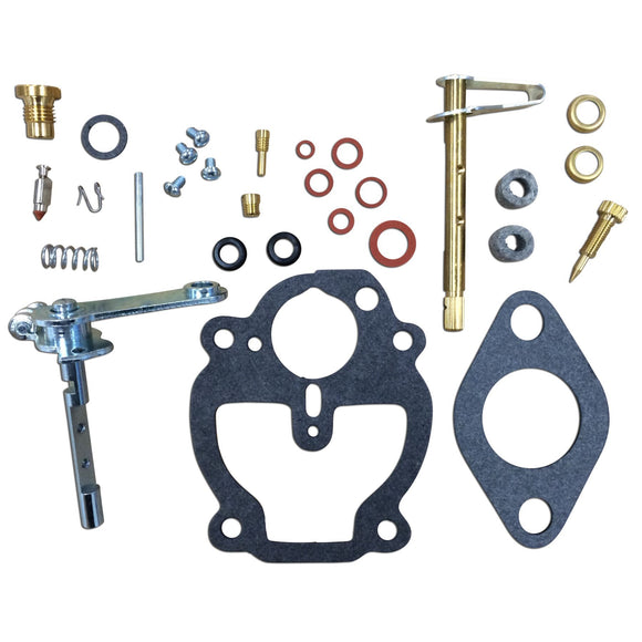 Complete Carburetor Repair Kit (Zenith) - Bubs Tractor Parts