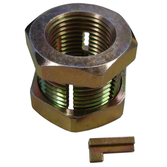 Front Wheel Clamp Lock Nut
