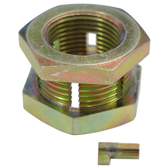 Front Wheel Clamp Lock Nut (For Axle Shaft & Front Wheel)