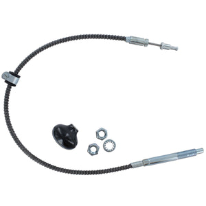 Sherman Transmission Shift Cable with Knob - Bubs Tractor Parts