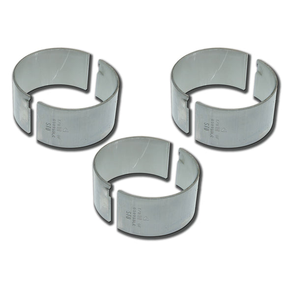 Connecting Rod Bearings 3-cyl. Set (For 0.020