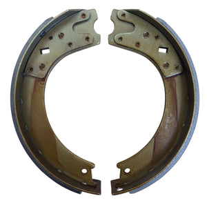 2-Piece Bonded Brake Shoe Set - Bubs Tractor Parts