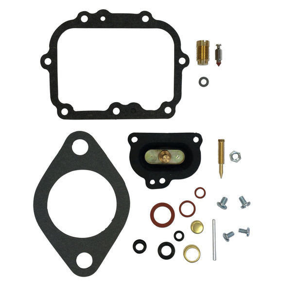 Economy Carburetor Kit for Marvel Schebler Aluminum Carburetors - Bubs Tractor Parts