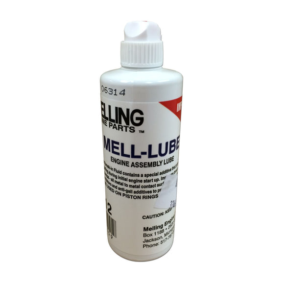 Melling Engine Assembly and Break-In Lube