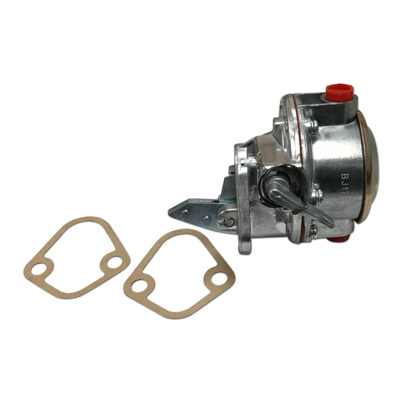 Diesel Fuel Lift Pump with Gasket - Bubs Tractor Parts