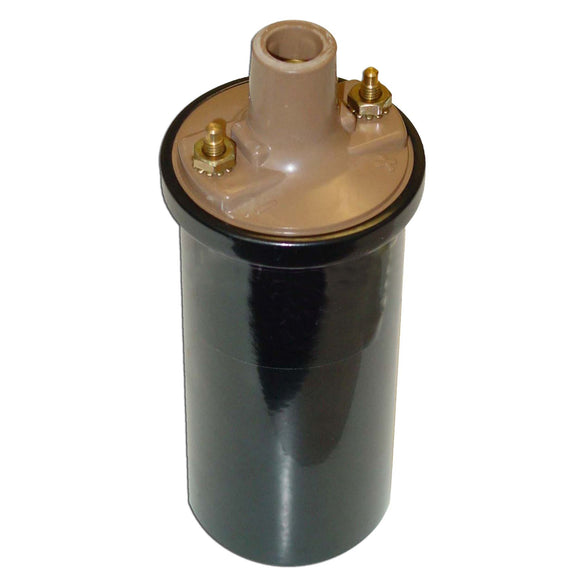 12 Volt Distributor 'HOT' Coil (55000-Volts) - Bubs Tractor Parts