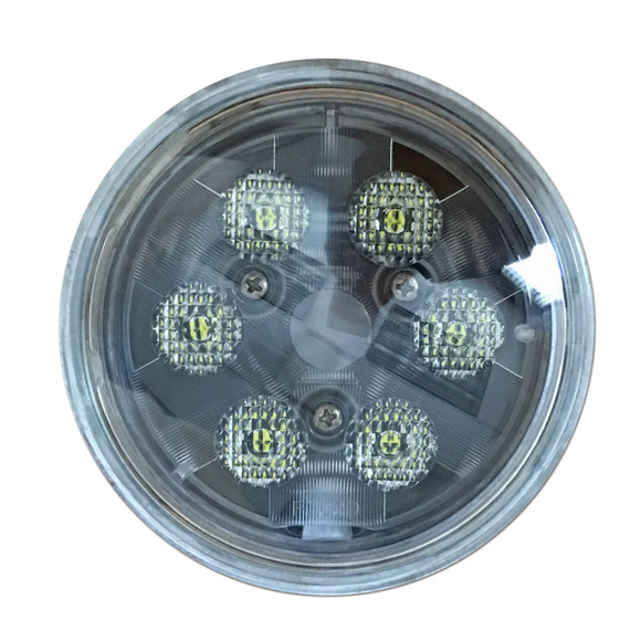 12-Volt LED Lamp, Flood beam pattern - Bubs Tractor Parts