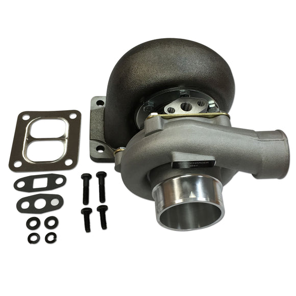 Turbo Charger w/ Mounting Gasket (NEW not rebuilt) - Bubs Tractor Parts