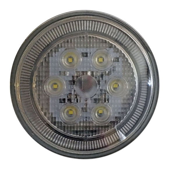 12 Volt LED Lamp with flood beam pattern - Bubs Tractor Parts