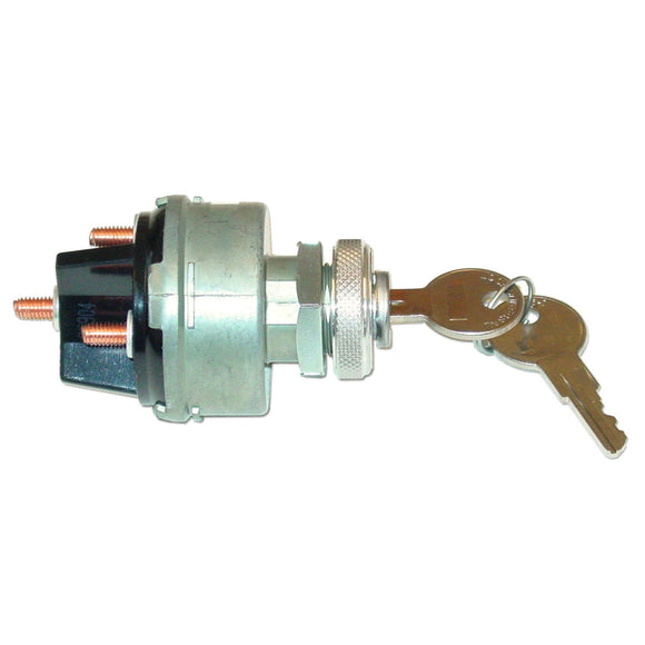 Ignition Switch - Key Switch - Bubs Tractor Parts
