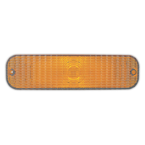 LED Amber Cab/Canopy Warning Light - Bubs Tractor Parts