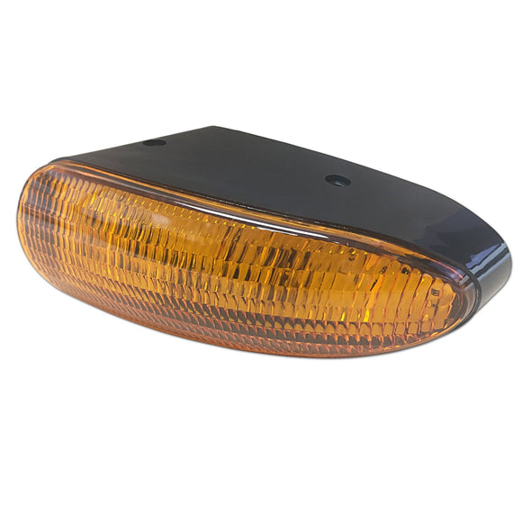 Amber Cab Turn/Warning LED Light - Bubs Tractor Parts