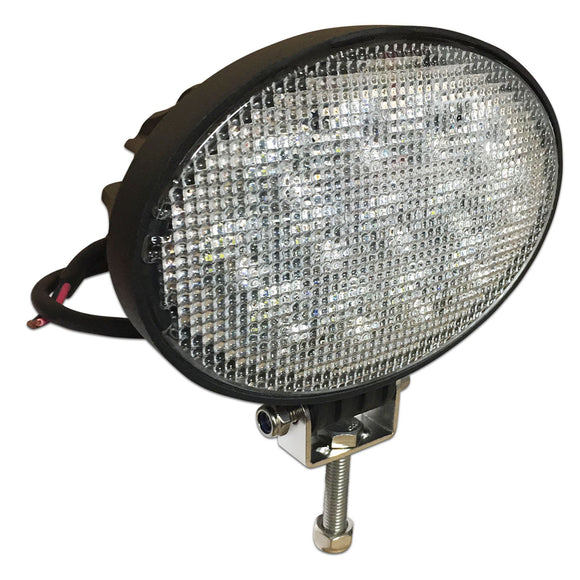 LED Oval Work Light - Bubs Tractor Parts