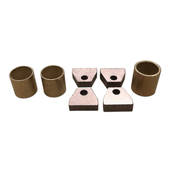 Starter Brush & Bushing Kit - Bubs Tractor Parts